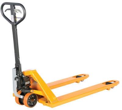 Ergonomic Power Assist Pallet Trucks